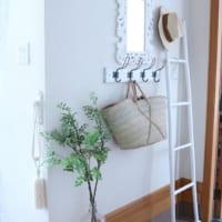 お部屋のイメージはココで決まる!玄関をおしゃれに模様替えしよう!