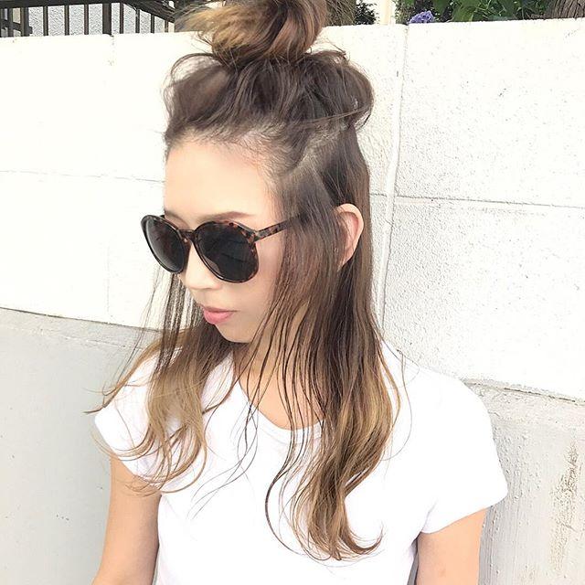 長い前髪を活かした魅力的なヘアスタイル33