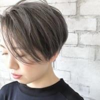 ショートのグラデーションカラーが可愛い♡グラデーションでなりたいショートヘアを叶えよう!