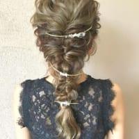 お呼ばれにしたい髪型を大特集!結婚式などの華やかな場にピッタリなアレンジ50選♡