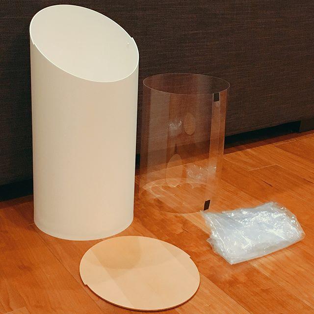 リビングなどの生活空間は「馴染み」能力が強いゴミ箱を9