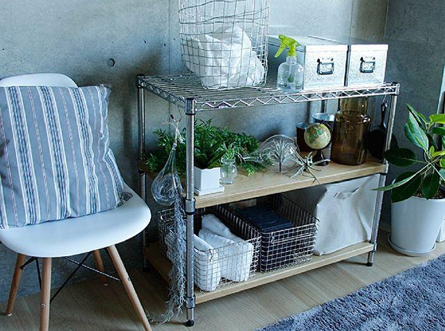 ポイントその2.なるべく背の低い家具を選ぶ5