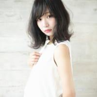 暗髪でも抜け感は出せる☆抜け感を出した可愛いヘアスタイル特集!