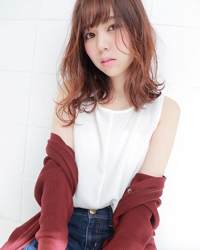 ミディアムパーマアレンジ特集☆94