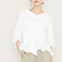 清涼感のある夏を過ごそう!オトナ女子にぴったりな白トップス15選♡