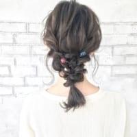 簡単ミディアムヘアアレンジ43選☆長さを活かしたおしゃれな髪型特集