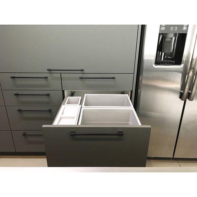 キッチンゴミ箱の収納アイデア!6