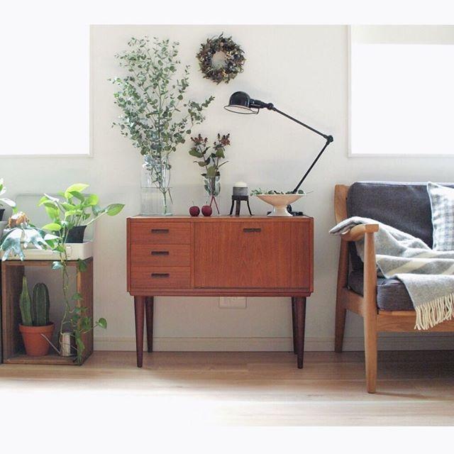 家具や小物のセレクトが大切3