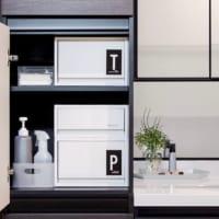 【無印良品】アイテムを使った収納術8選☆すっきりとした洗面所を作ろう!