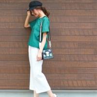白パンツの春夏コーデ15選♡爽やかできれいめなホワイトパンツを素敵に着こなそう!