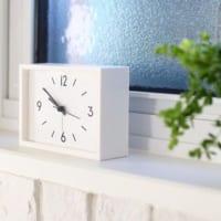 【無印良品】の時計を置こう!シンプルなのに雑貨のようなかわいさ♡