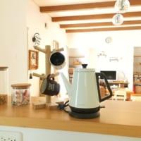 お気に入りアイテムで毎日おうちカフェ♪お洒落で効率的な収納方法などをご紹介!