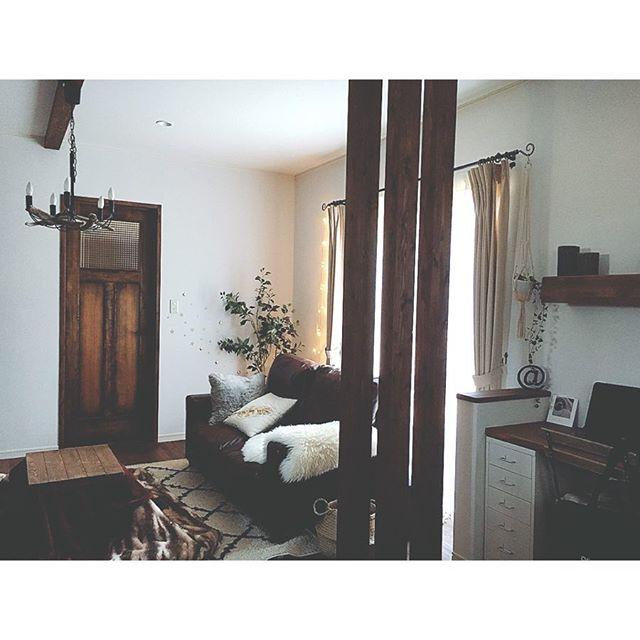 部屋が広く美しく見えるレイアウトの方法☆49