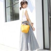 カジュアルにもきれいめにも♡高級感のあるヴィンテージライクなバンブー使いバッグ!