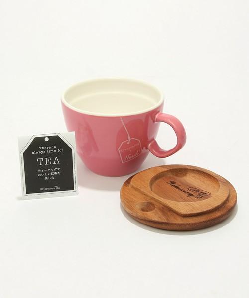 [Afternoon Tea LIVING] カップ&ソーサー