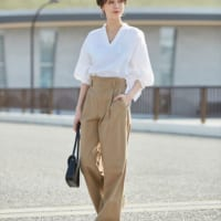 ナチュラルな素材感が魅力的♡『リネン素材』を取り入れたファッションで夏を快適に過ごそう。