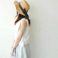 日焼け対策もバッチリ!お洒落な帽子ファッションで夏のお出かけを楽しもう☆