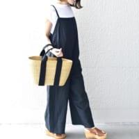 大人が着こなす「サロペット・オールインワン」☆休日リラックススタイルにぴったりなコーデ15選!
