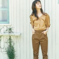 【earth music & ecology】大人ナチュラルコーデ特集☆アイテム別にご紹介!