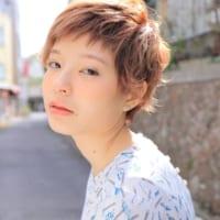 セシルカットでベリーショートに個性をプラス☆妖精みたいに可愛いヘアスタイル51選!