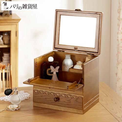 香水の収納にマッチする家具・ケース12
