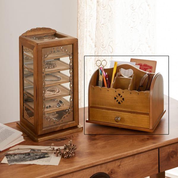 香水の収納にマッチする家具・ケース11