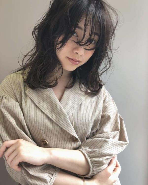 ミディアムパーマアレンジ特集☆95