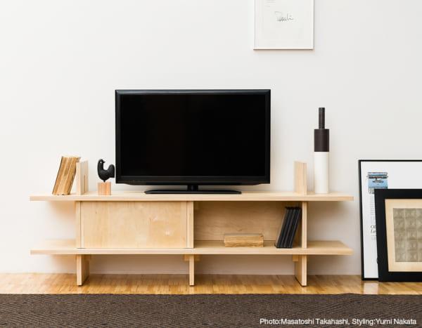 テレビボード デザイナーズ
