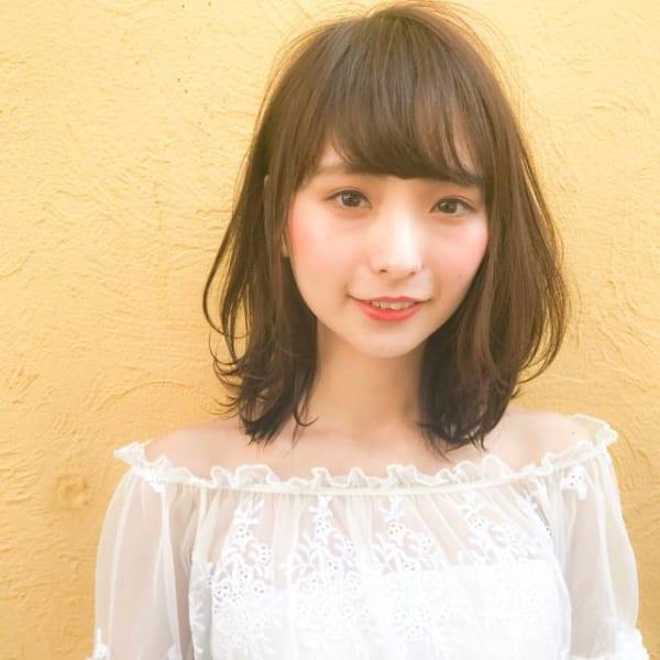 ミディアムパーマアレンジ特集☆102