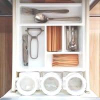 【ニトリ】で作る快適キッチン収納実例集☆スッキリ可愛いキッチンが叶います!