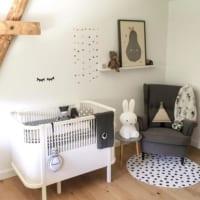 キッズと暮らすお部屋作り♡大人もくつろげる、シンプルでスタイリッシュな北欧風インテリア