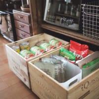 見やすくて管理しやすい!日用品・食品ストックを綺麗に収納しよう♩