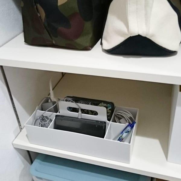 収納キャリーボックス2