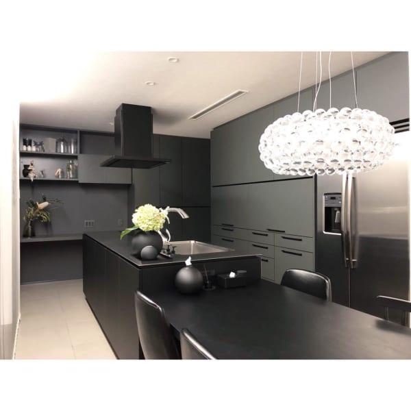 ステンレスキッチン キッチン周り8
