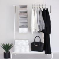 衣替えは収納見直しのチャンス!すっきりシンプルな衣類収納を目指そう☆