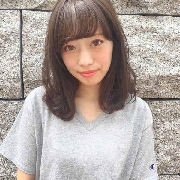 ミディアムパーマアレンジ特集☆98