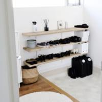 ≪靴収納≫の実例集☆玄関をいつも気持ちよく使える、使い勝手の良い収納方法をご紹介