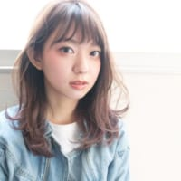 春夏注目のカラー♡ほんのりラベンダーカラーのヘアスタイルがおすすめ!