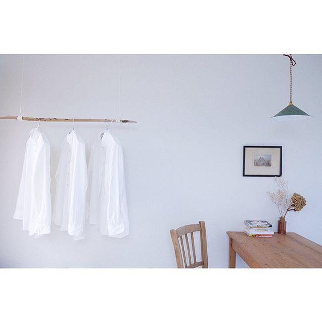 一人暮らしの衣類収納2