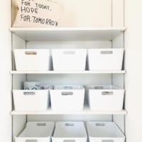 【IKEA】のVARIERAボックスで収納の悩みを解決!スッキリとした収納を作ろう♪