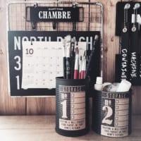 かっこいいリメ缶をオシャレに使おう☆おすすめのリメ缶アイディアをご紹介!