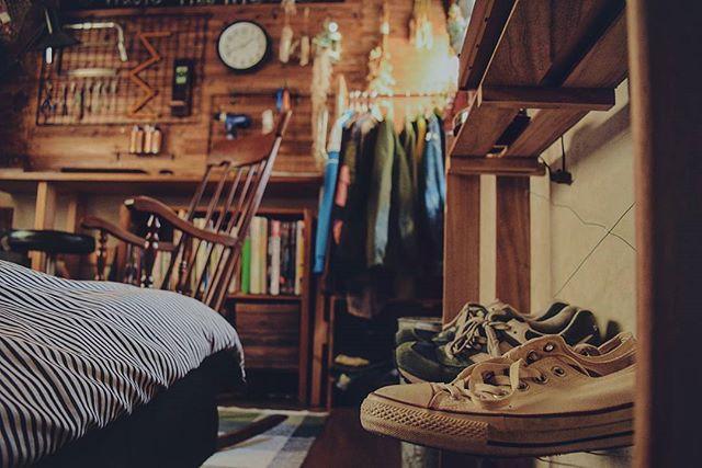 一人暮らしの衣類収納6