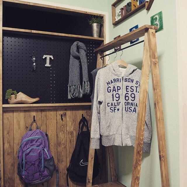 中学生以降は、「自分の部屋が好きになるように」。3