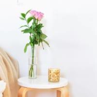 華やかで上品なバラをワンポイントに♡お部屋をおしゃれな空間にしよう