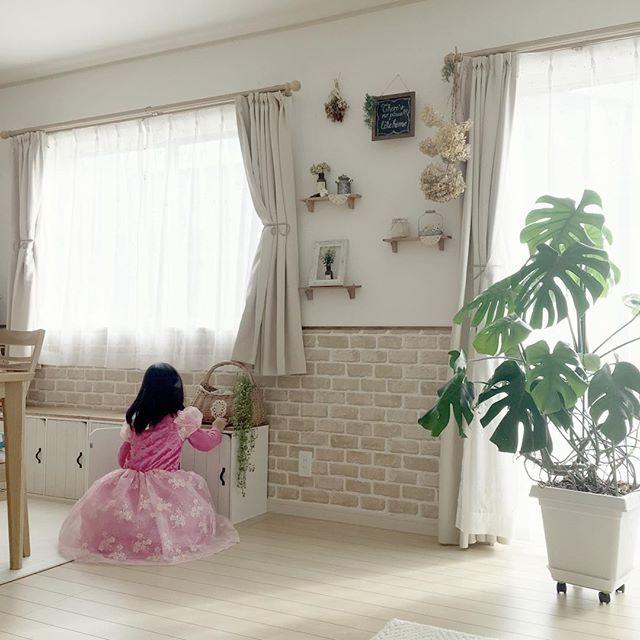 3~6歳は、「お洋服を大切にしたい」という意識を尊重。洋服を飾る場所をつくろう9