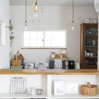 こんなインテリアに憧れる!真似したいキッチンカウンターを紹介します