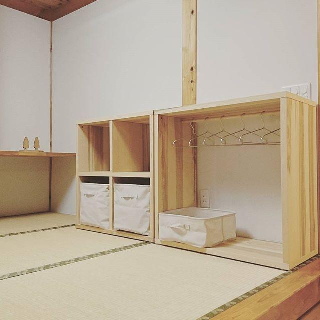IKEAのアイテムを使用したおもちゃ収納39