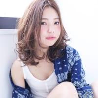 ミディアムの髪型特集♡スタイリング簡単でいつでも可愛いが作れる!