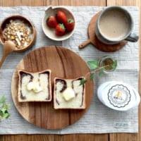 朝食タイムをもっと楽しく!パン派のみなさん必見☆テーブルを彩るアイテム&食卓風景をご紹介