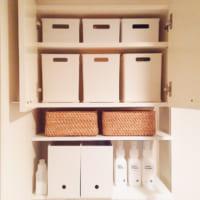 【ニトリ】のアイテムで洗面所をきれいに!すっきりとさせる収納術をご紹介